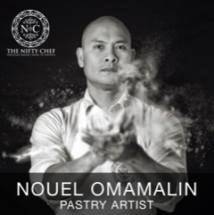 Nouel Omamalin Pastry Artist
